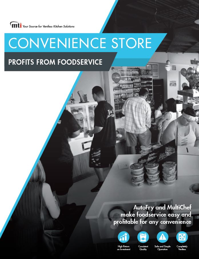 Expanded Convenience: Exploring Three Big Trends in Cstore Foodservice