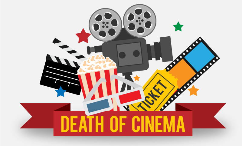 Is PVOD bringing on the Death of Cinema?