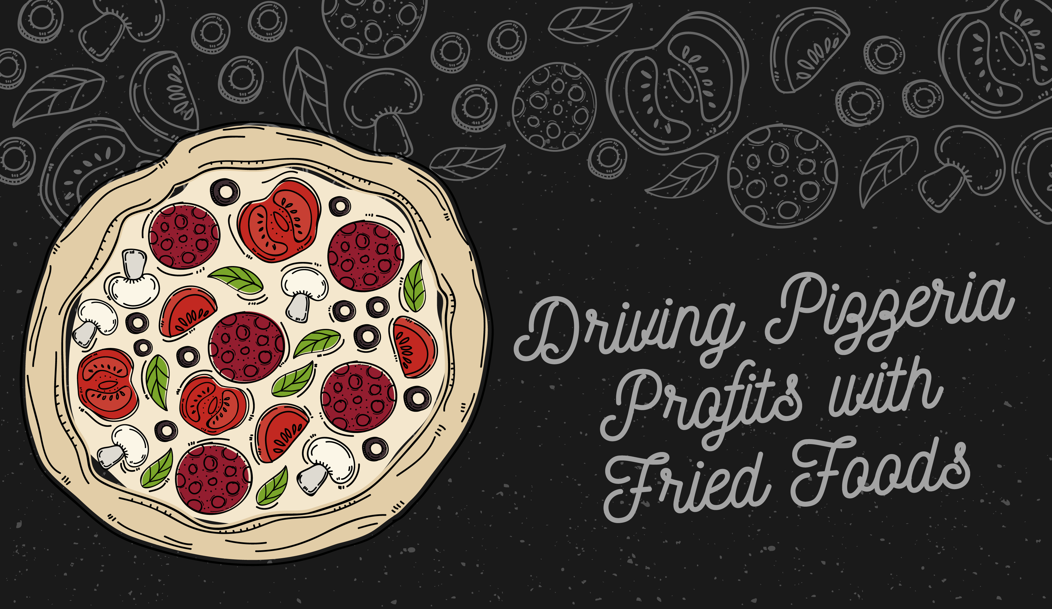 PMQ Video Spotlight | Driving Pizzeria Profits with Fried Foods