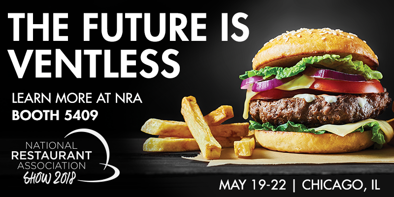 Check out our New Equipment at the 2018 NRA Show!