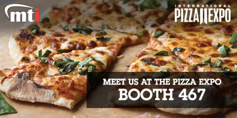 Grab a Slice of the Ventless Life at the 2018 Pizza Expo