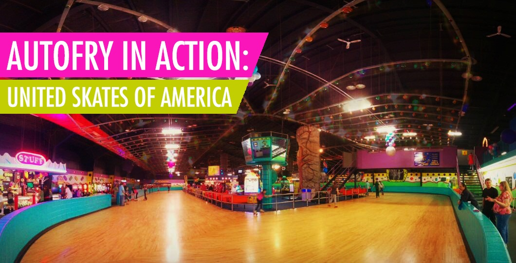 AutoFry in Action: United Skates of America