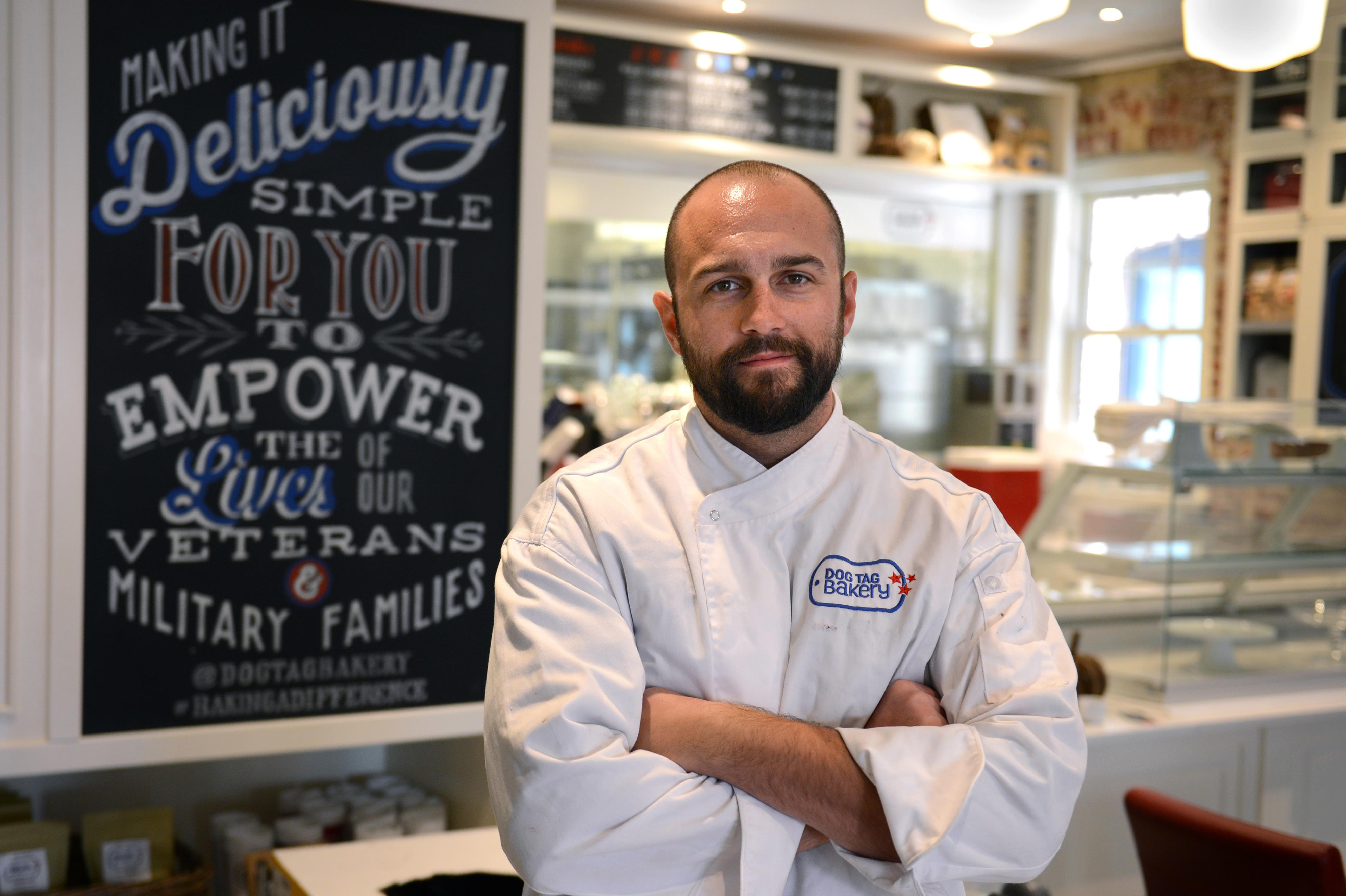 Veterans Find Future in the Food Industry