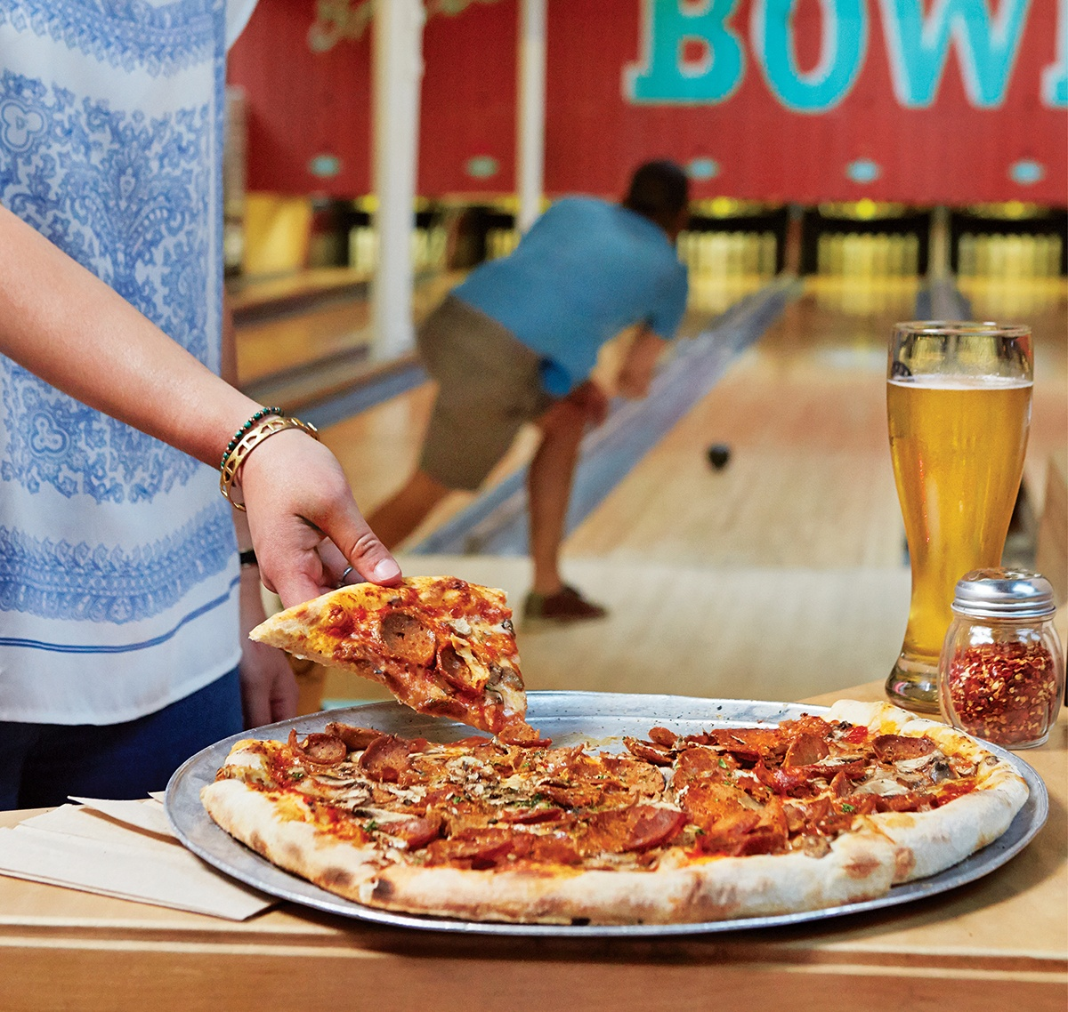 Industry Spotlight: Landing a Strike with Bowling Foodservice
