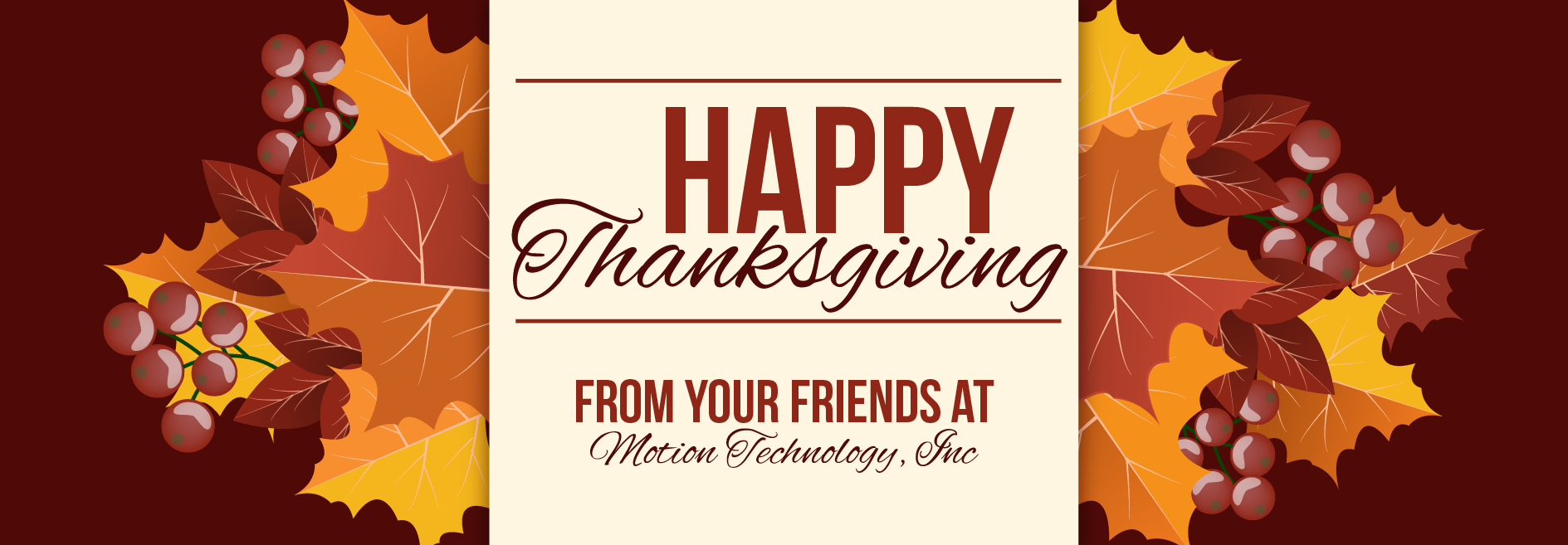 From The Team   Expressing Thanksgiving Gratitude