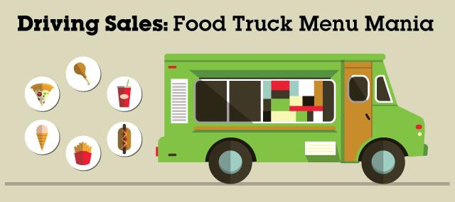Driving Sales: Food Truck Menu Mania