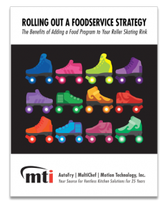 The Benefits of Adding Foodservice to Your Roller Skating Rink