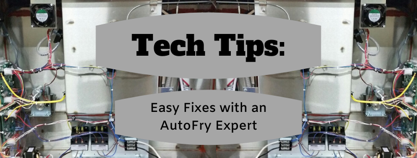 Tech Tips: Easy Fixes with an AutoFry Expert