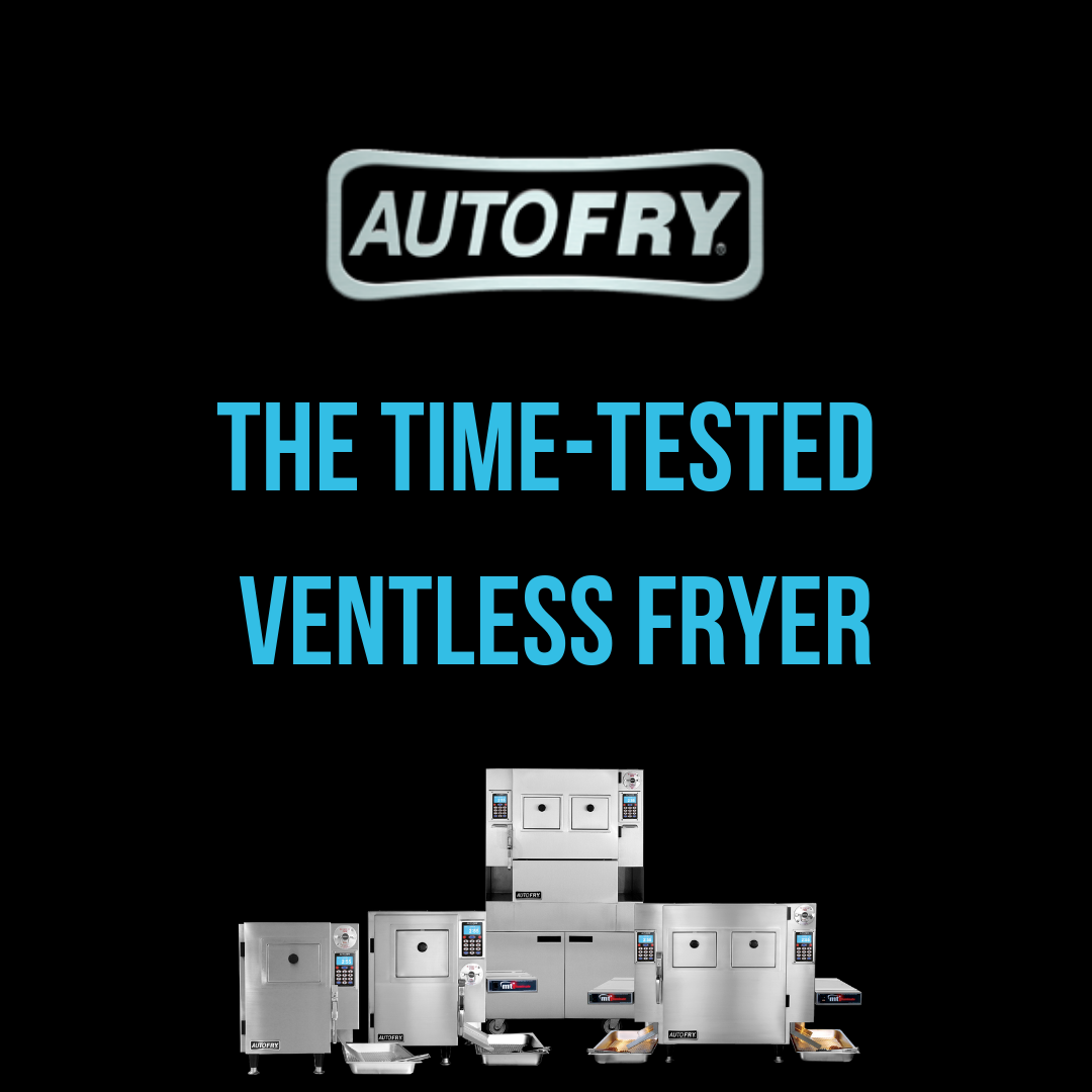 AutoFry: The Time-Tested Ventless Fryer