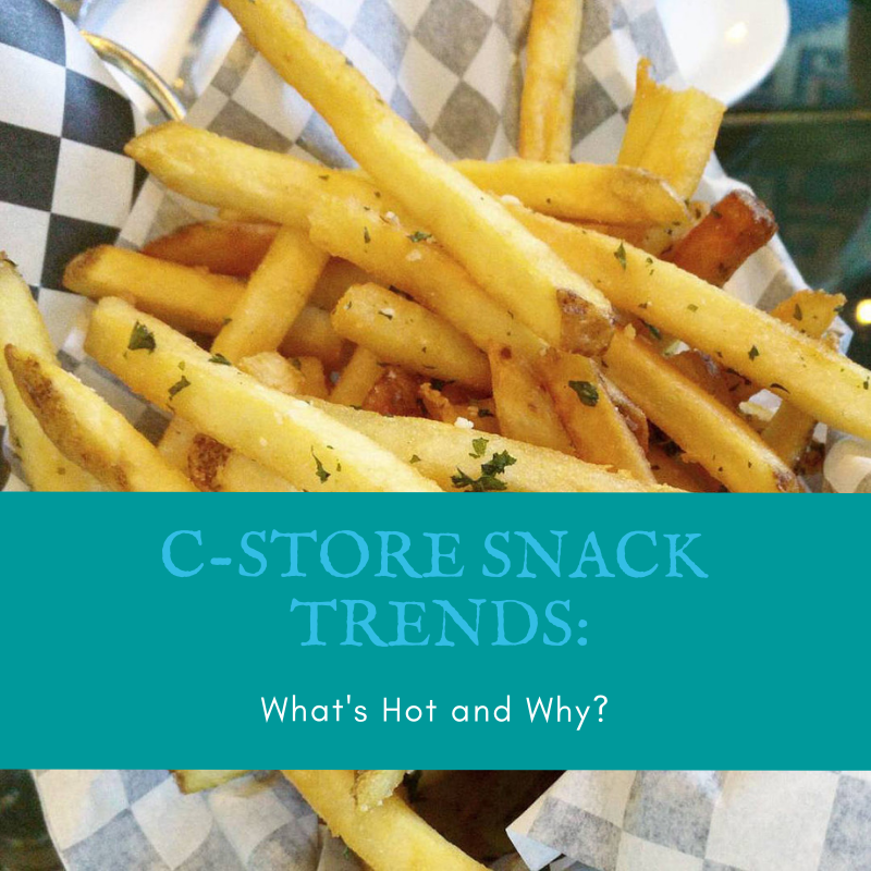 C-Store Snack Trends: What's Hot and Why?